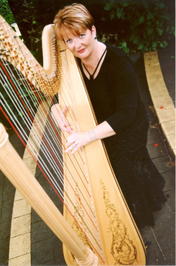 Janice Preece Harpist Brisbane, Ipswich, Gold Coast and Sunshine Coast